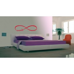 "Stampa digitale Wall Sticker ""LOVE"""